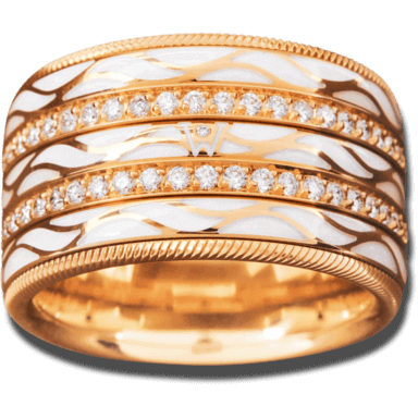 Wellendorff Ring Engel der Liebe 6.7026_GG