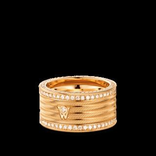 Wellendorff Ring Engelshaar 6.6995_GG