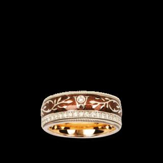 Wellendorff Ring Schokoengel 6.7028_GG