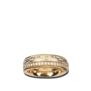 Wellendorff Ring Süßer Engel 6.7025_GG