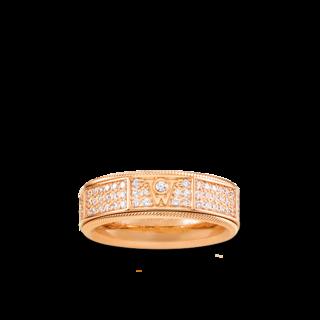 Wellendorff Ring Brillantspiel 6.7175_GG