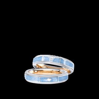 Wellendorff Ring Sommerliebe Azur 6.7246_WG