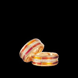 Wellendorff Ring Sonnenglut 6.7209_GG