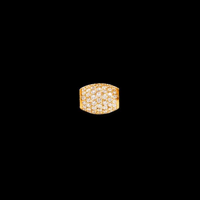 Ronde Wellendorff Sternennacht zarte aus 750 Gelbgold mit mehreren Brillanten (1,071 Karat) bei Brogle