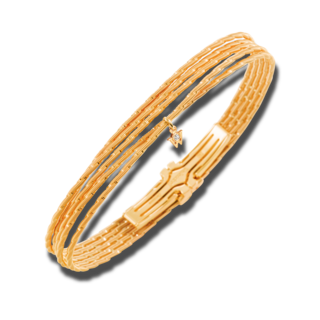 Wellendorff Armband Sonnenglanz Quintett 3.4757_GG