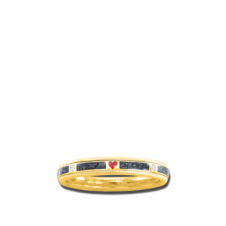 Wellendorff Ring Unsere Liebe. 6.7337_GG