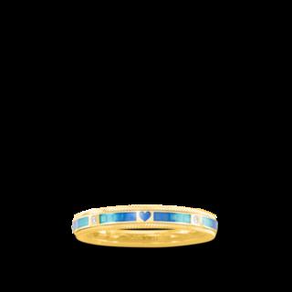 Wellendorff Ring Unsere Zeit. 6.7360_GG