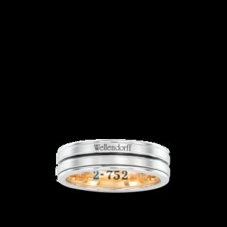 Wellendorff Ring 2-752 6.7408_WG