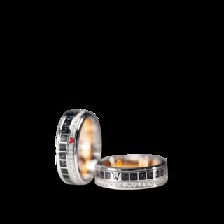 Wellendorff Ring FREIHEIT IST. 6.7400_WG