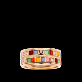 Wellendorff Ring PURE LEBENSFREUDE. 6.7407_GG