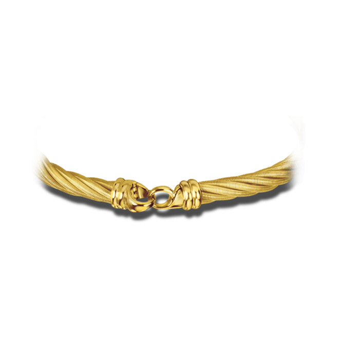 Armband Wellendorff Prinzesse aus 750 Gelbgold mit 1 Brillant (0,017 Karat) bei Brogle