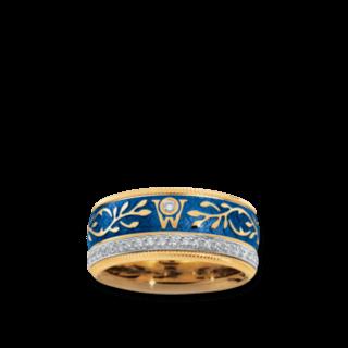Wellendorff Ring Edel Vergissmeinnicht 6.6848_GG