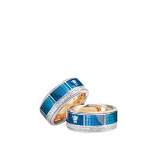 Wellendorff Ring Blaue Lagune 6.7216_WG