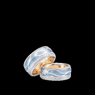 Wellendorff Ring Eismeer 6.7210_WG