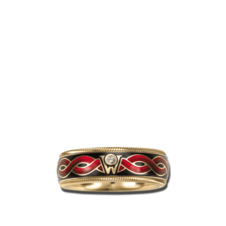 Wellendorff Ring Flamenco 6.6718_GG