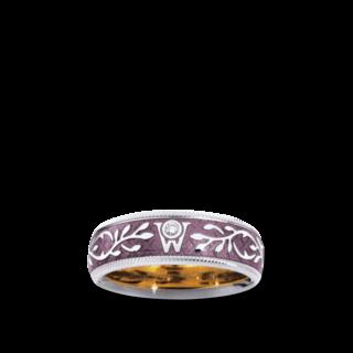 Wellendorff Ring Flieder 6.6679_WG