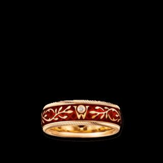 Wellendorff Ring Hibiscus 6.6706_GG