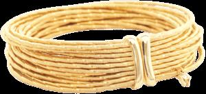 Armband Wellendorff Sonnenglanz aus 750 Gelbgold mit 1 Brillant (0,017 Karat)