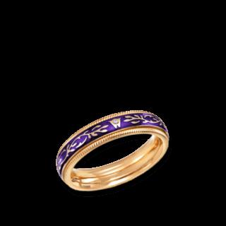 Wellendorff Ring Veilchen-Fantasie 6.6983_GG