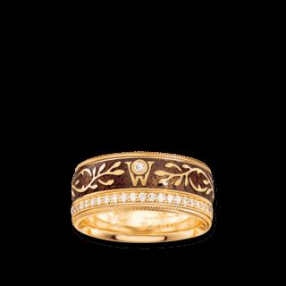 Wellendorff Ring Karamell 6.6943_GG