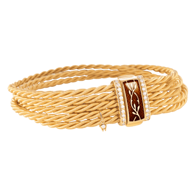 Wellendorff Armband Mokkatraum 3.4681_GG