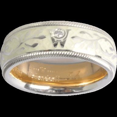 Wellendorff Ring Trüffel 6.6948_WG