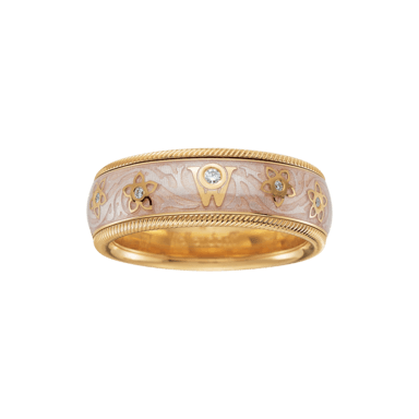 Wellendorff Ring Seidenschimmer 6.6891_GG