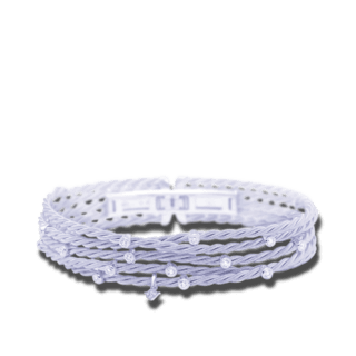 Wellendorff Armband Brillantspiel 3.4670_WG