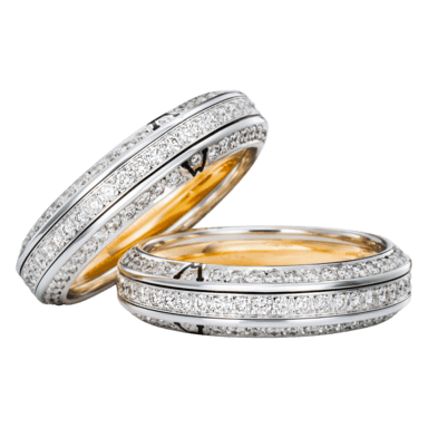Wellendorff Ring Wahres Glück Diamant 6.7124_WG