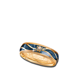 Wellendorff Ring Wahres Glück Engelskraft 6.7104_GG