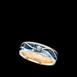 Wellendorff Ring Wahres Glück Engelskraft 6.7104_WG