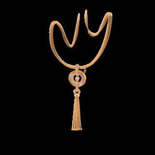 Wellendorff Amulett Wahres Glück Koralle 9.9555_GG
