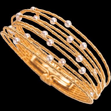 Wellendorff Armband Perlglück 3.4718_GG
