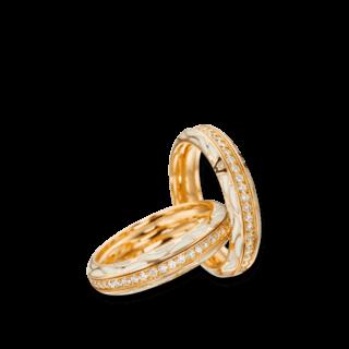 Wellendorff Ring Wahres Glück Perlmutt 6.7096_GG