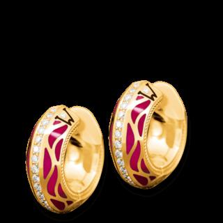 Wellendorff Creole Pures Glück Granat 8.8669_GG