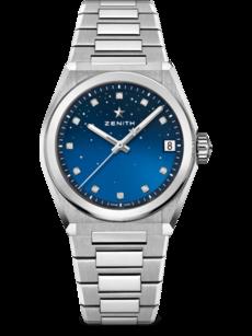 Zenith Defy Classic Midnight 36mm
