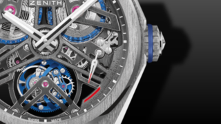 Zenith Defy Fusee Tourbillon 44mm