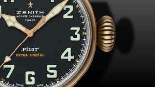 Zenith Pilot Type 20 45mm