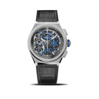 Zenith Herrenuhr Defy Double Tourbillon Limited Edition 40.9000.9020/78.R582