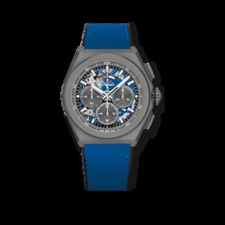 Zenith Herrenuhr Defy El Primero 21 Ultrablau 97.9001.9004/81.R946