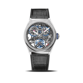 Zenith Herrenuhr Defy Fusee Tourbillon 44mm 40.9000.4805/75.R582
