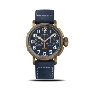 Zenith Herrenuhr Pilot Type 20 Chronograph Extra Special 45mm 29.2430.4069/57.C808