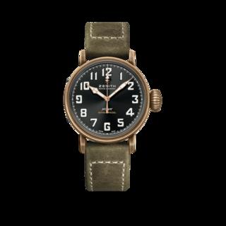Zenith Herrenuhr Pilot Type 20 Extra Special 40mm 29.1940.679/21.C800