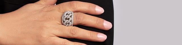 Zu den Exceptional-Ringen