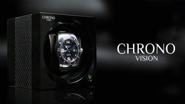 Zu den Uhrenbewegern von Chronovision