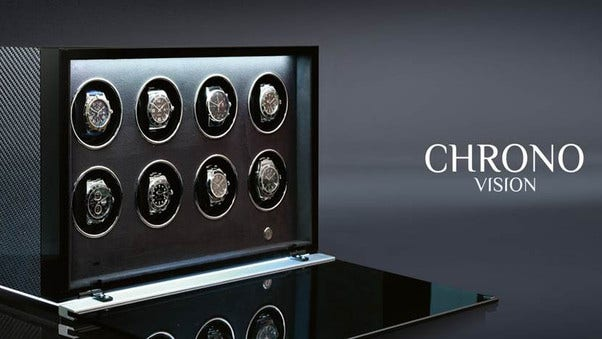 Zur Chronovision Collectors of Time Kollektion