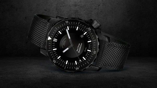 Zur Sea-Timer Black Motion